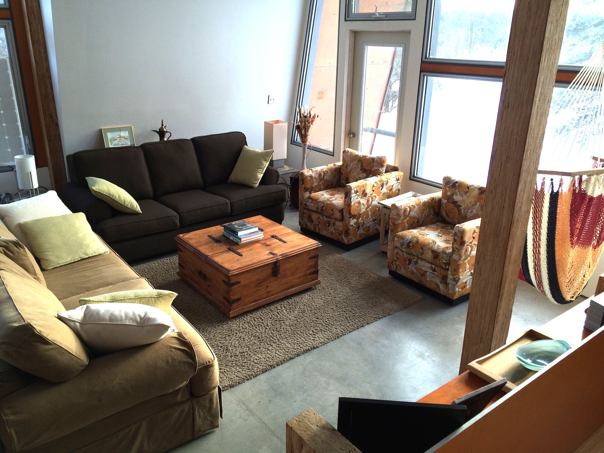 Wilson Natural Home Living Room