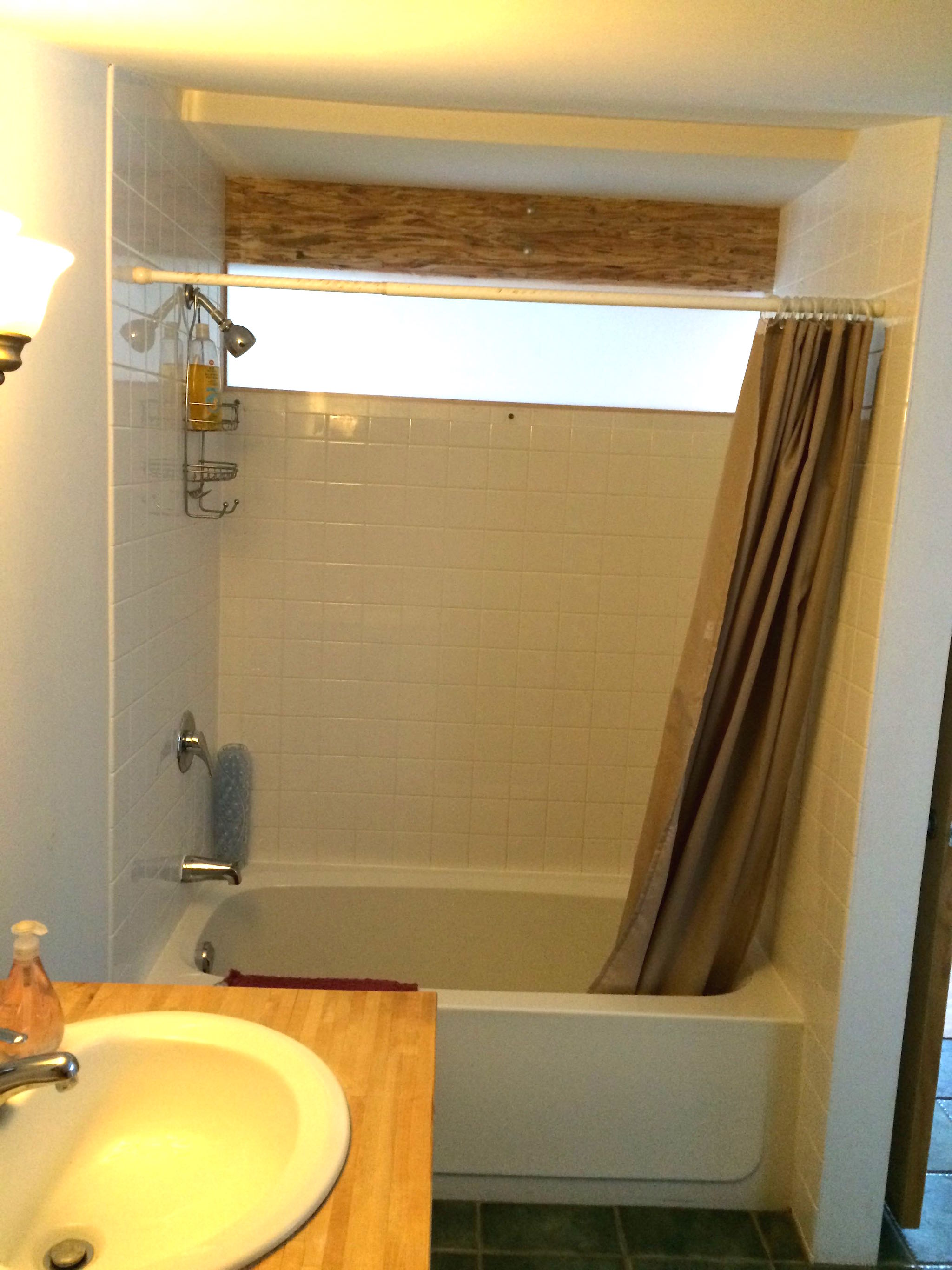 Wilson Natural Home Upstairs Bathroom